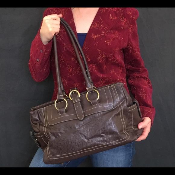 Bueno Handbags - Bueno Faux Leather Shoulder Bag